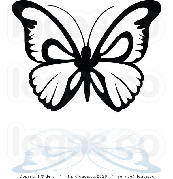Clip Art Black And White Moth Clipart Clipart Kid Butterflies Svg Butterfly Clip Art Insect Coloring Pages