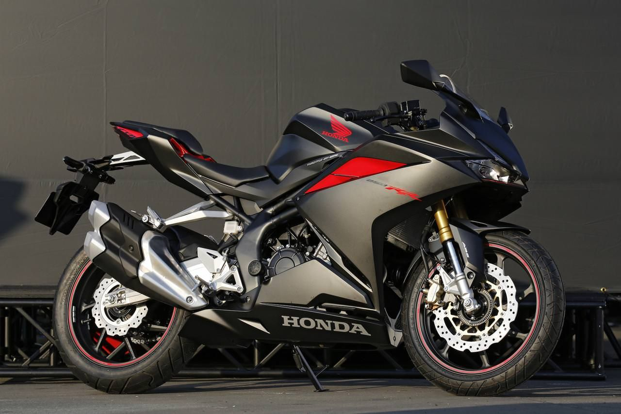 2017 Honda Cbr250rr Review Of Specs Features Pictures Videos