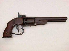 Civil War Savage Revolver.