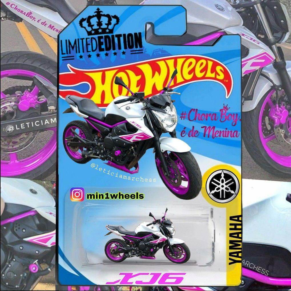 Pin de Eduardo em Min1wheels Xj6, Renato garcia, Motos