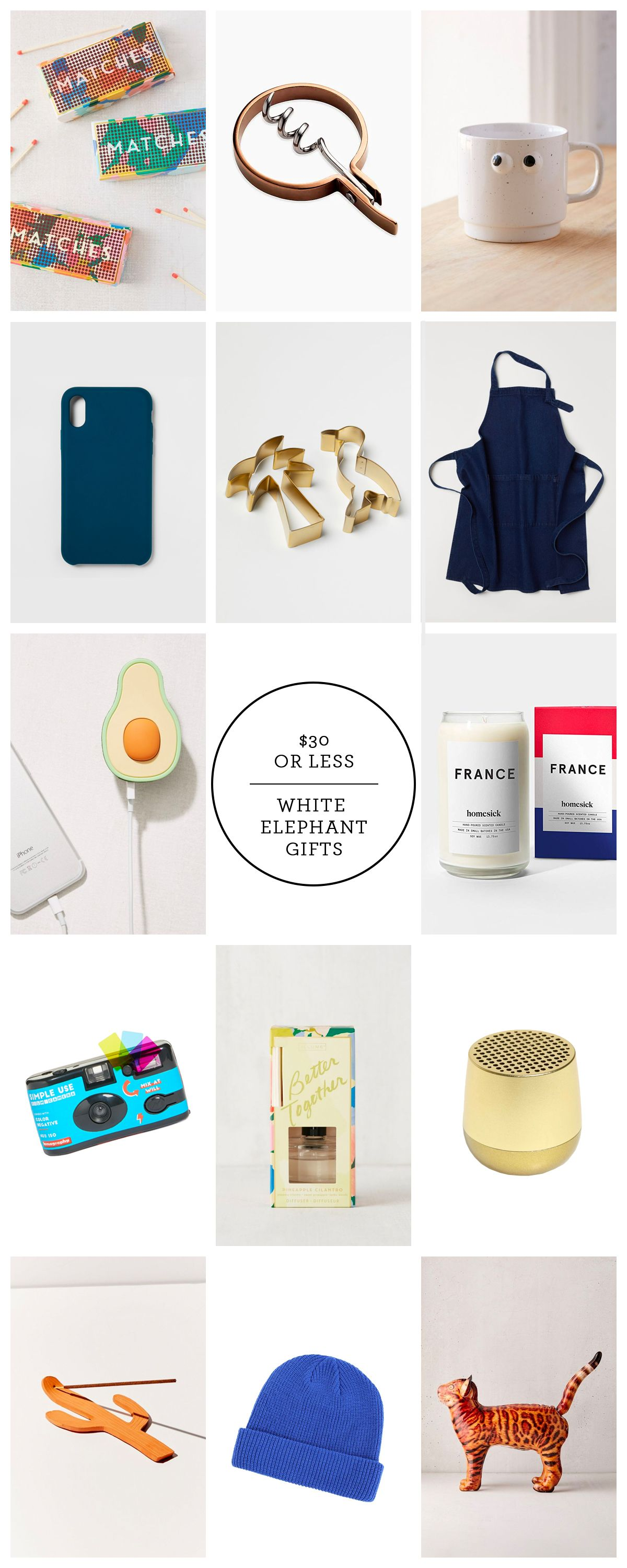 Crowd Pleasing White Elephant Gifts For Under 30 Sugar Cloth