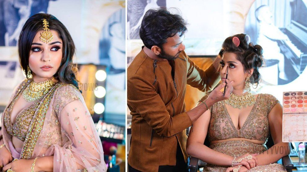 Inside The Best Makeup Class In Delhi For Every Bride To Be