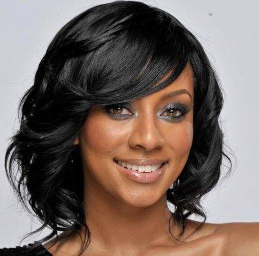 Best black short hairstyles for women