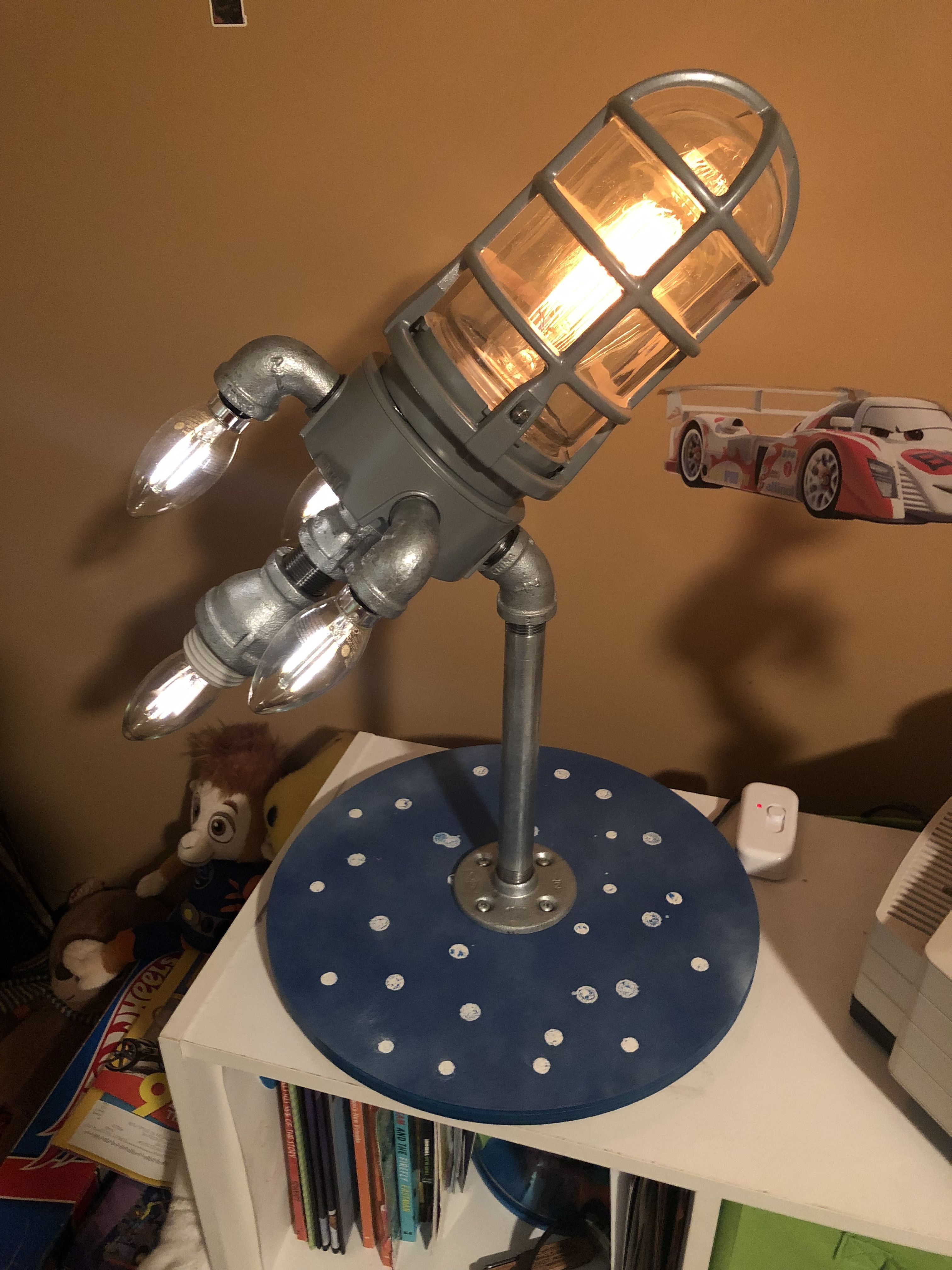 Pin On Industrial Pipe Lamp