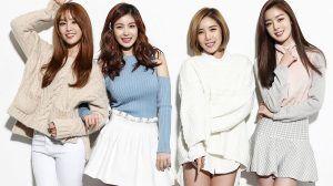 Secret Korean Band 2016 Korean Celebrities Yubin Wonder Girl Celebrities
