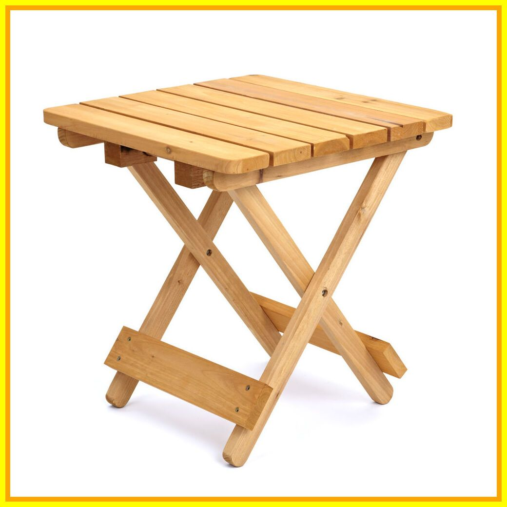 6 reference of small outdoor patio tables in 6  Wooden garden