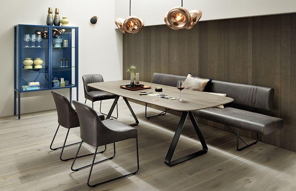 Essgruppen Kollektion von Haas Wohnen, Wohn design