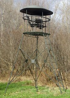Family Tradition Treestands Llc Tripod Stands Quality Hunters Treestands Ladder Stands Tripods Ladder Stands Tripod Deer Stand Tripod