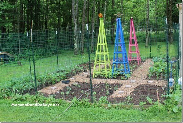 17 Best Upcycled Trellis Ideas For Garden