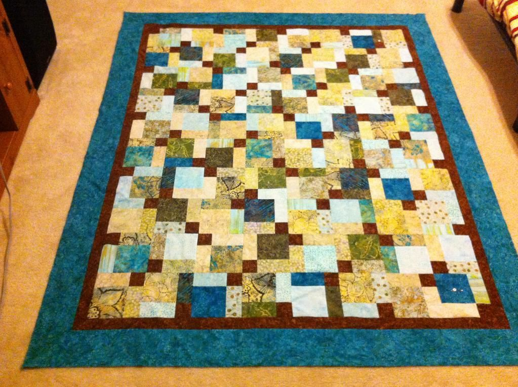 Disappearing Nine Patch quilt: http://quilting.about.com/od ... : disappearing nine patch quilt pattern free - Adamdwight.com