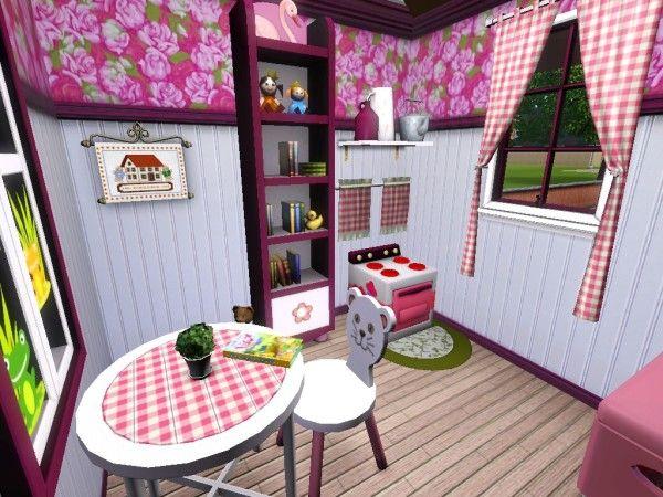 Kids playhouse ideas casita de juguete pinterest for Casa juguete jardin