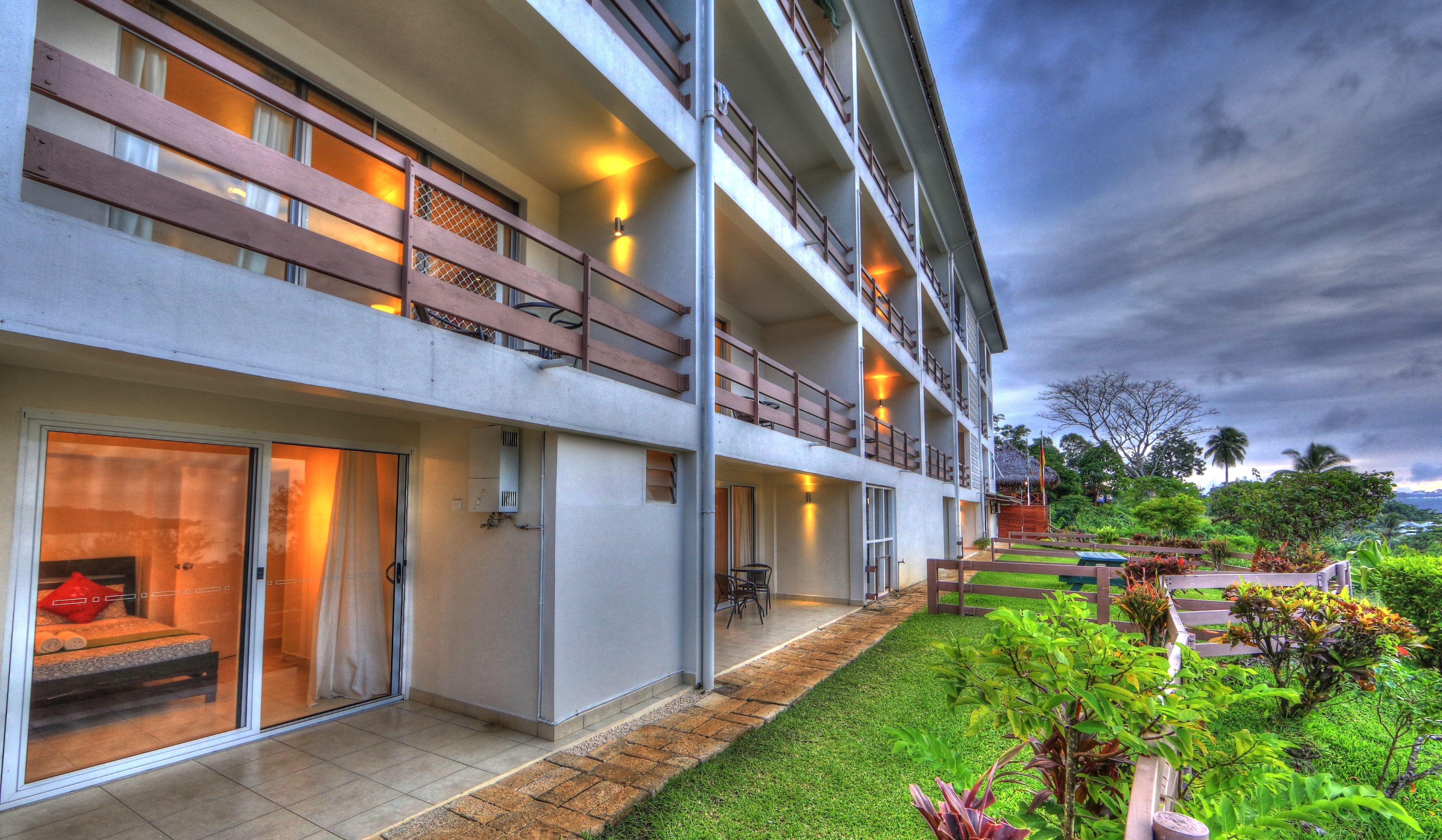 Ocean View Hotel Apartments Port Vila Vanuatu Ocean View Hotel Ocean View Hotel Apartment