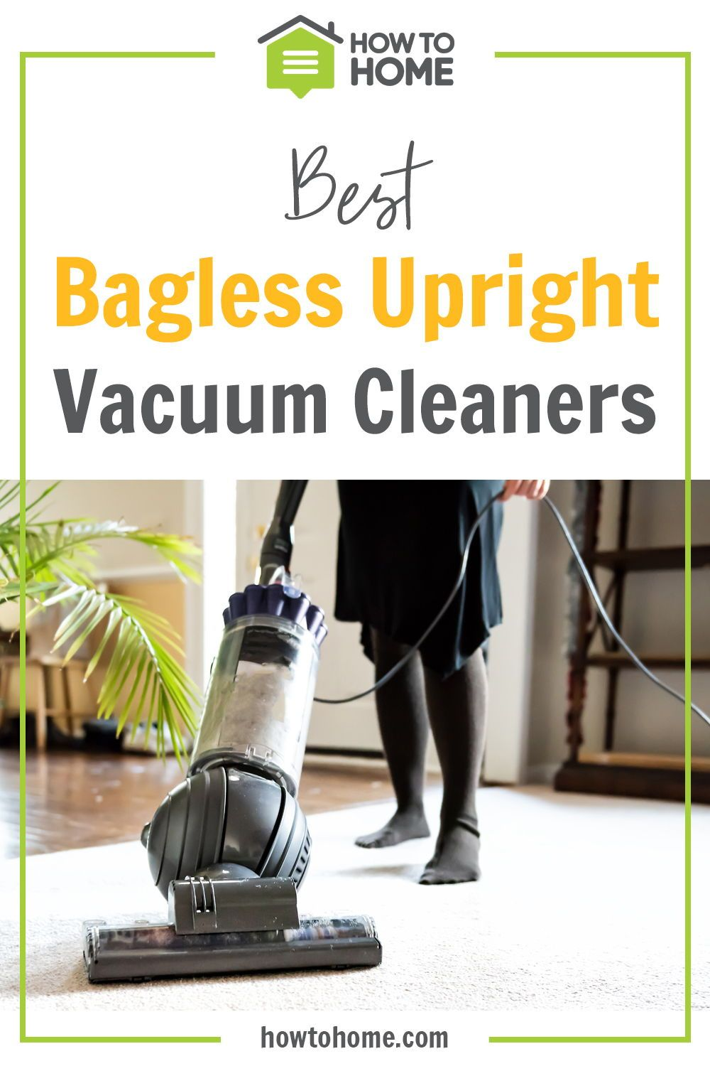 Bagless Upright Vacuums Are Some Of The Most Popular Vacuums On The Market Today They Are Known For The Vacuum Cleaner Upright Vacuums Upright Vacuum Cleaners