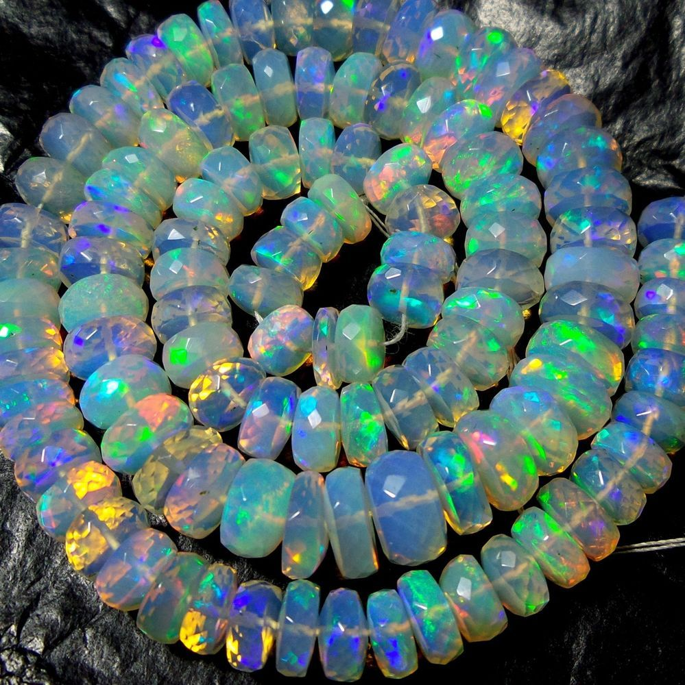 103 ct faceted opal 6 4 8 7 mm