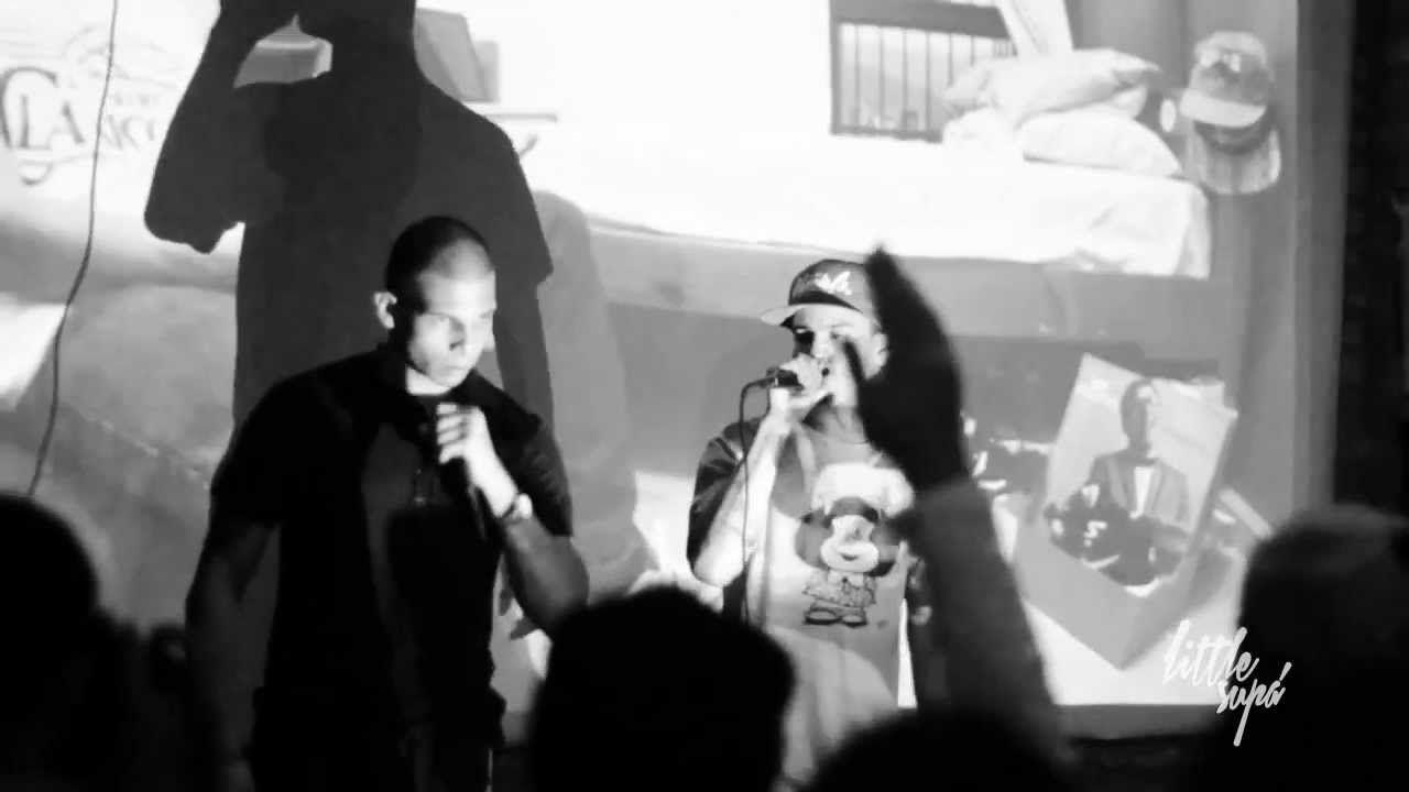 ESCUPE ft. Ríal Guawankó / Maracaibo 2012