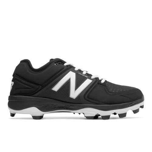 fb28a1ad2 Low-Cut 3000v3 TPU Molded Cleat Men s Low-Cut Cleats Shoes - Black White  (PL3000K3)