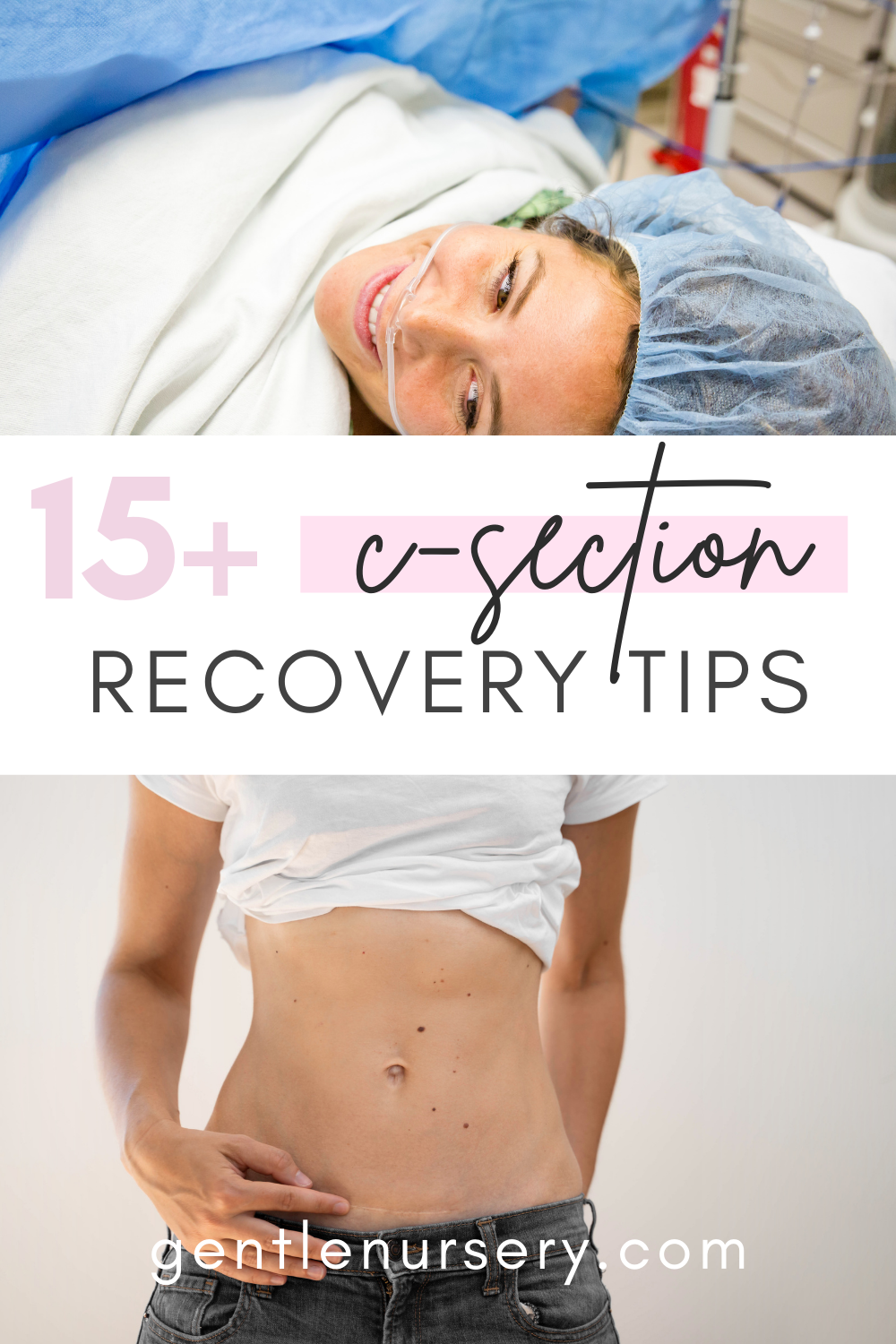 15+ Smart C-Section Recovery Tips   Postpartum Recovery