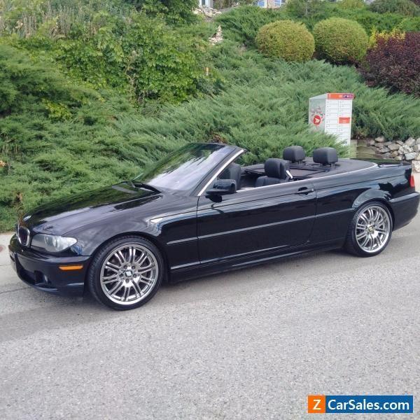 2004 Bmw 3 Series 330ci Bmw 3series Forsale Canada Bmw Bmw