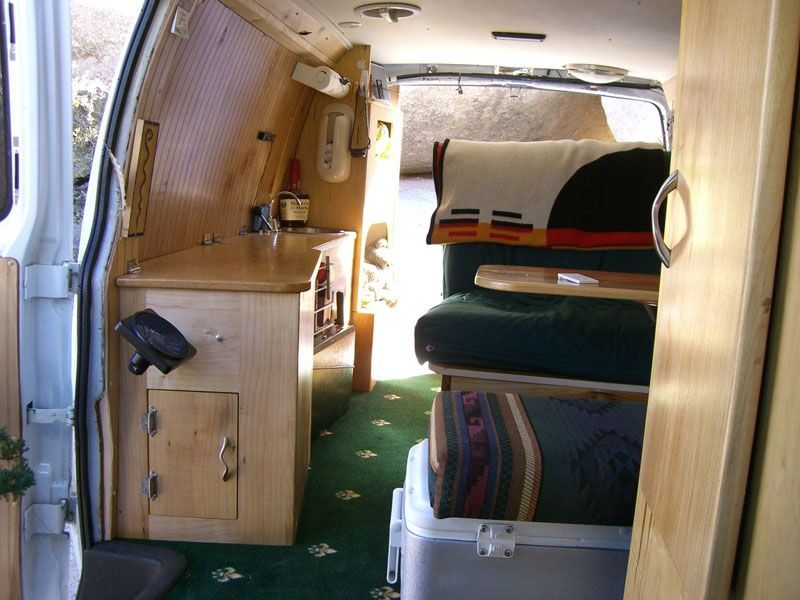 DIY Conversion Van