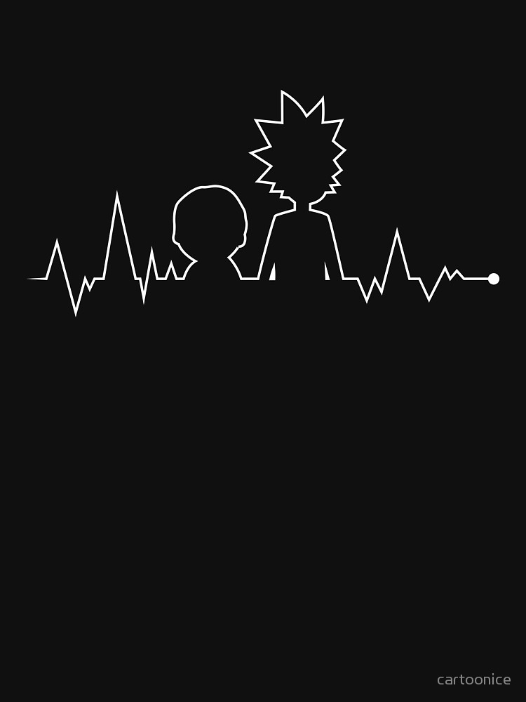Rick And Morty Heartbeat Rick And Morty Rick And Morty Tattoo Rick And Morty Poster Iphone Wallpaper Rick And Morty