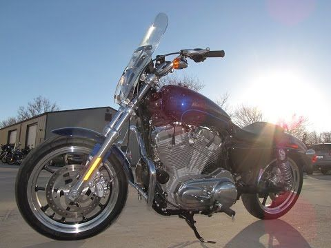 2016 Used Harley-Davidson SPORTSTER SUPERLOW 883 XL883L SUPERLOW 883 XL883L at Used Motorcycle Store Serving Chicago, Naperville, & Rockford, IL, IID 16243016