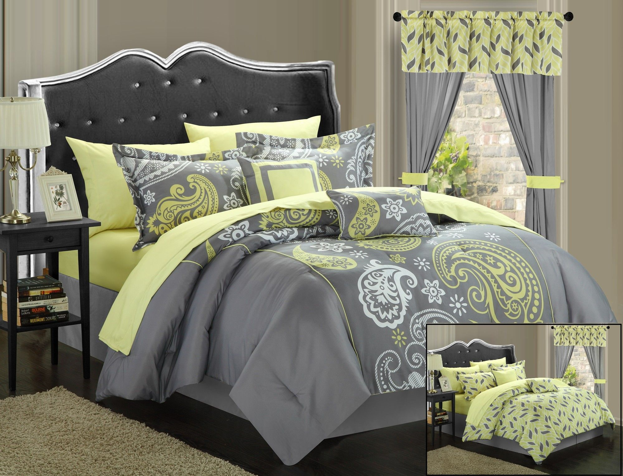 High Quality Chic Home Olivia 20 Piece Comforter Set U0026 Reviews | Wayfair