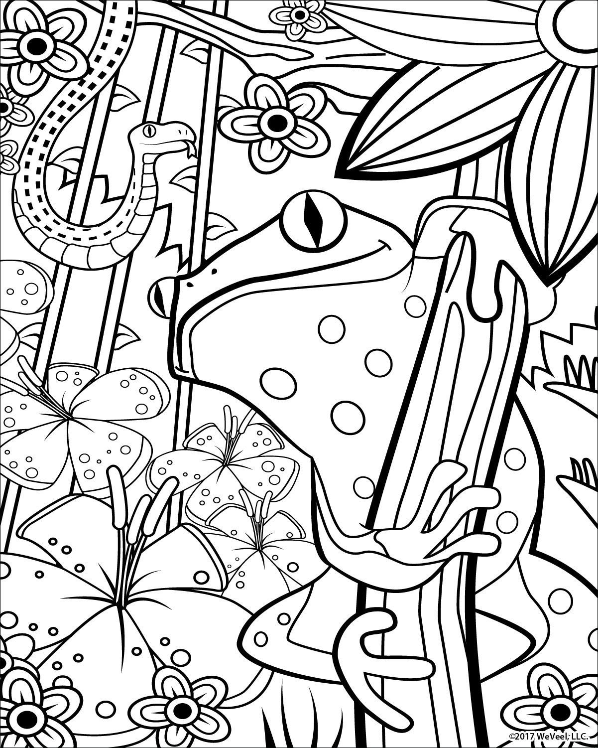 Coloring Pages Sea Life Jungle Coloring Pages Coloring Pages Cute Coloring Pages