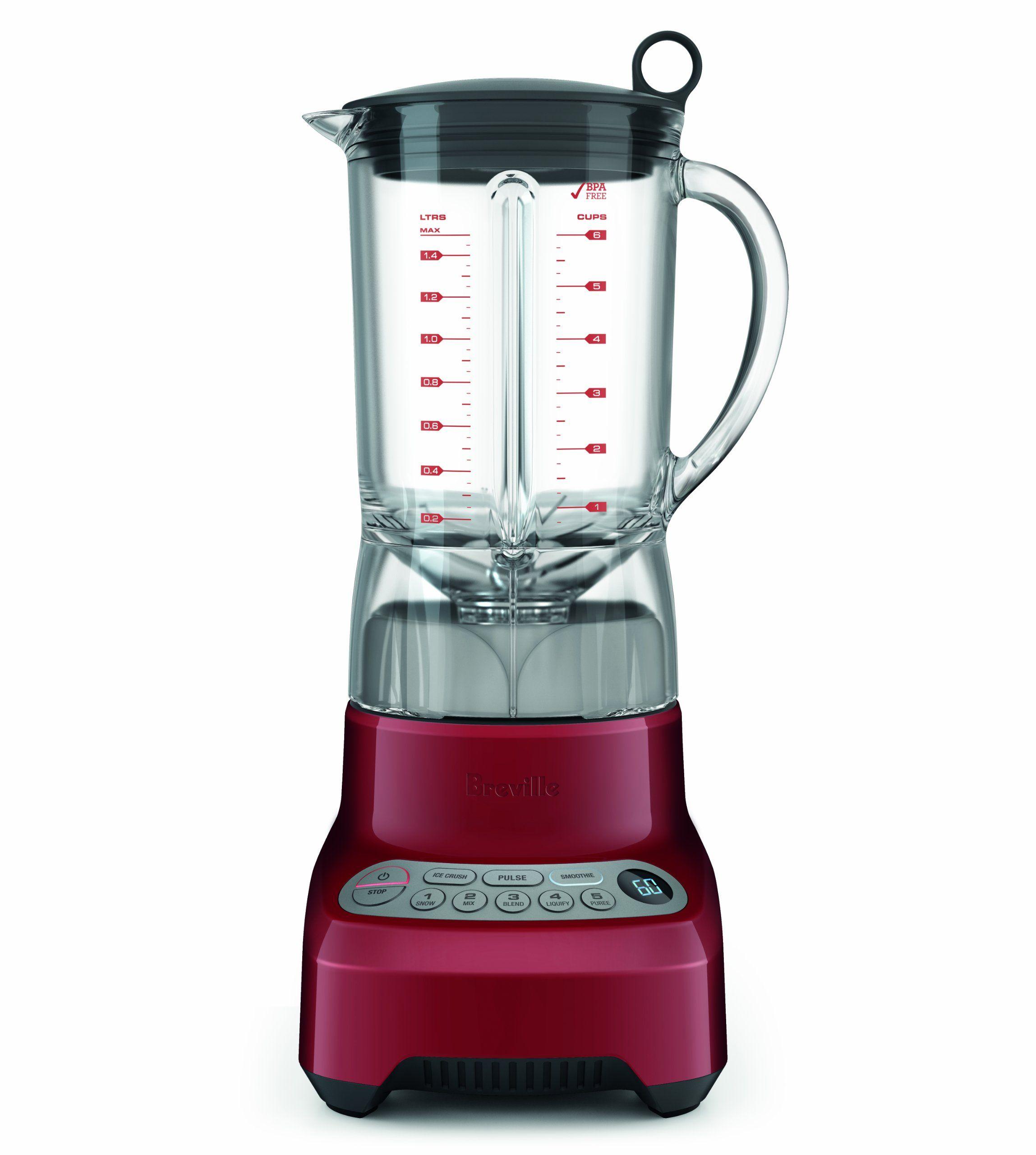 Amazon.com: Breville BBL605XL Hemisphere Control Blender: Electric Countertop Blenders: Kitchen & Dining