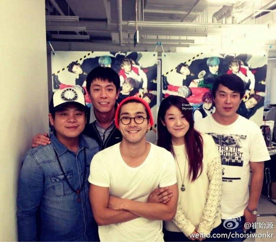 Siwon Suju Super Junior