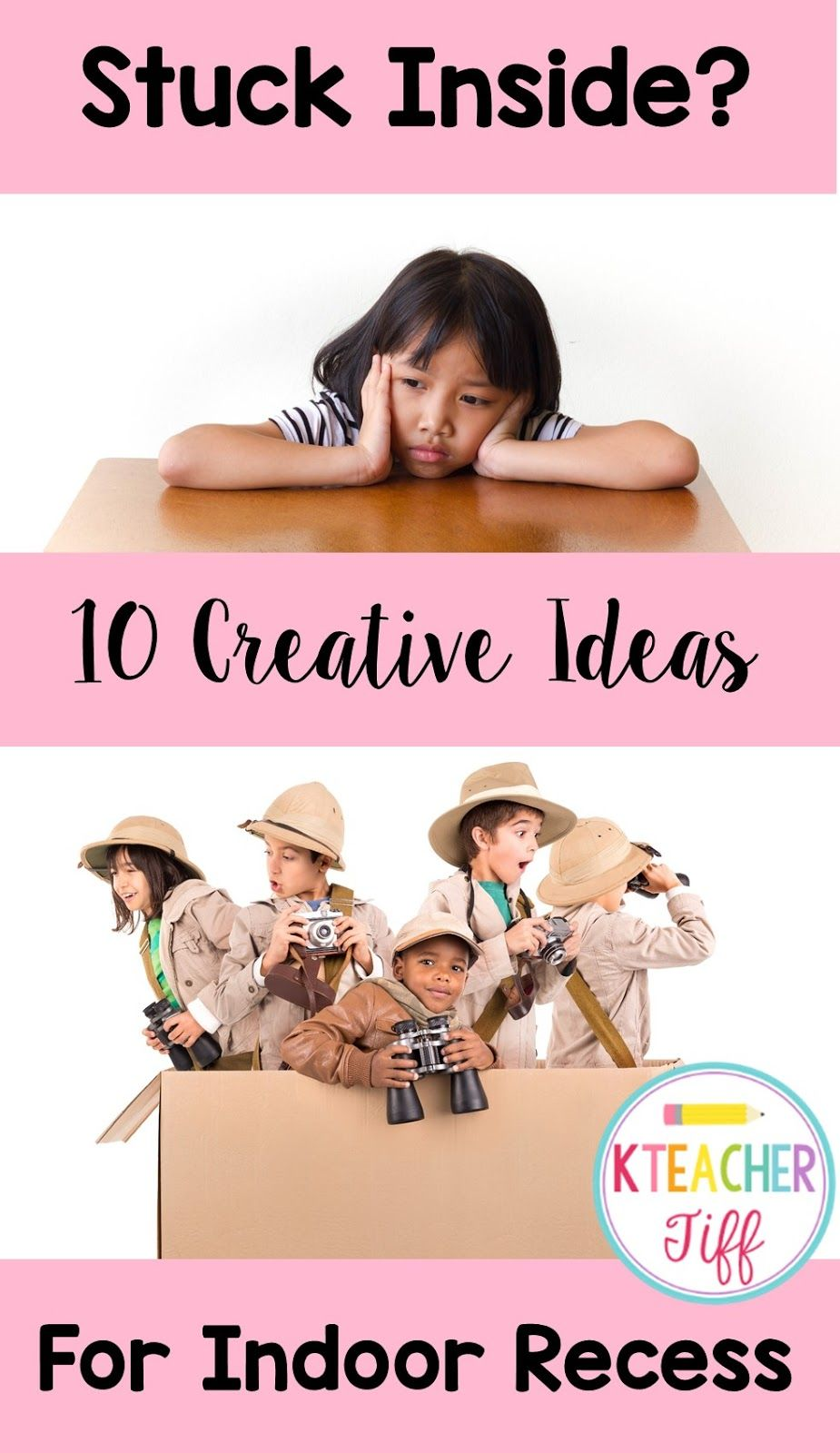 10 Ideas for Indoor Recess Indoor recess, Recess games