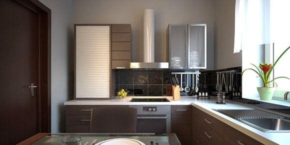 imagenes-de-modelos-de-cocinas-modernas5 | decoración | Pinterest ...
