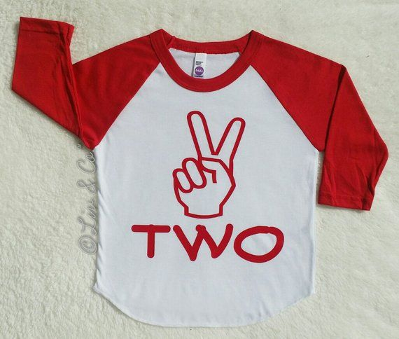 Two Shirt 2 Year Old Birthday 2nd Boy Gi