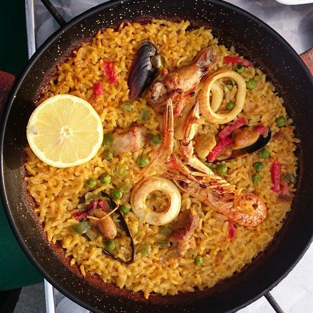 Spanish Paella!