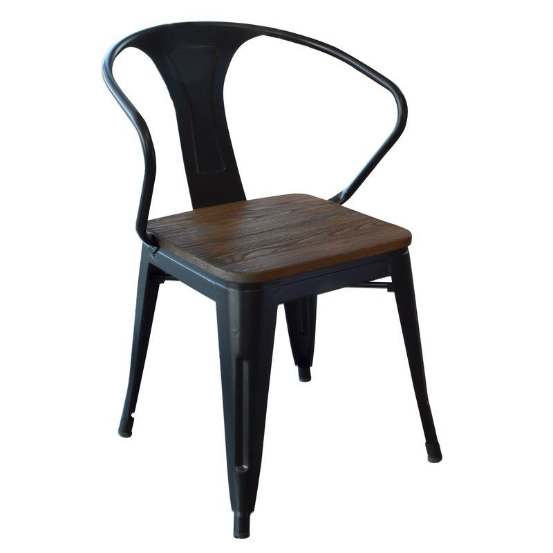 Racheal Dining Chair Wayfair 4 For 309 Black Metal Dining Chairs Metal Dining Chairs Dining Chair Set