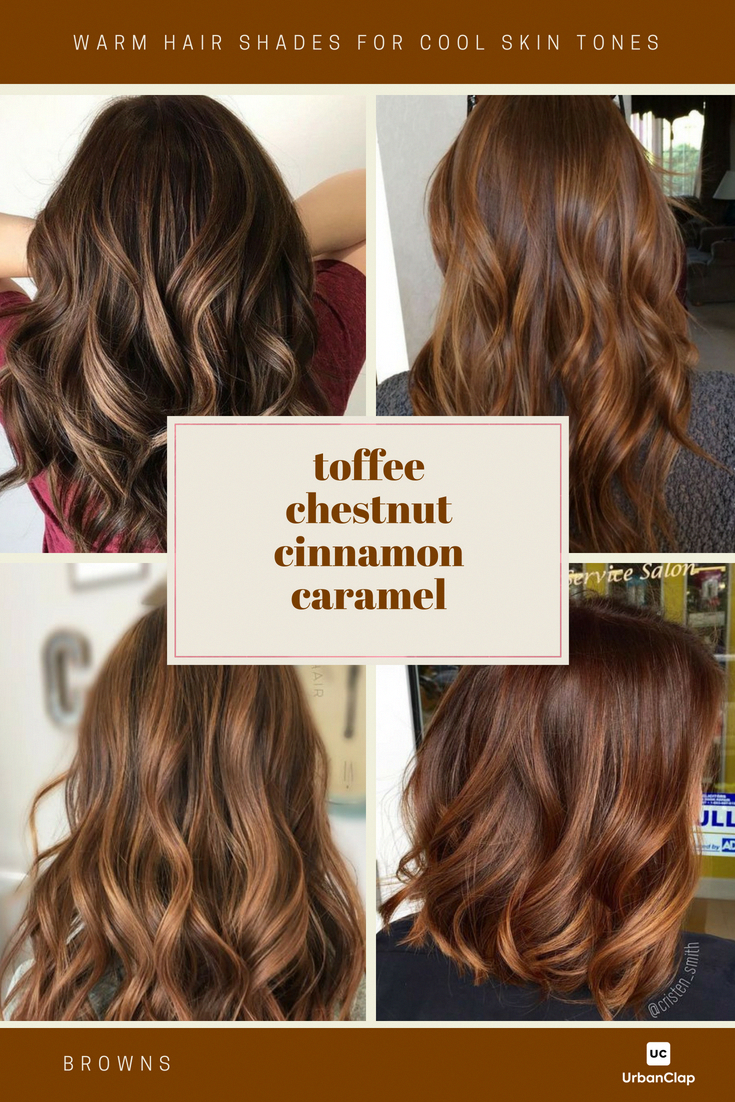 Chestnut Hair Color For Morena In 2020 Hair Color For Morena Hair Color For Morena Skin Cool Hair Color