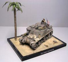 M3 Grant - Tunisia 1943