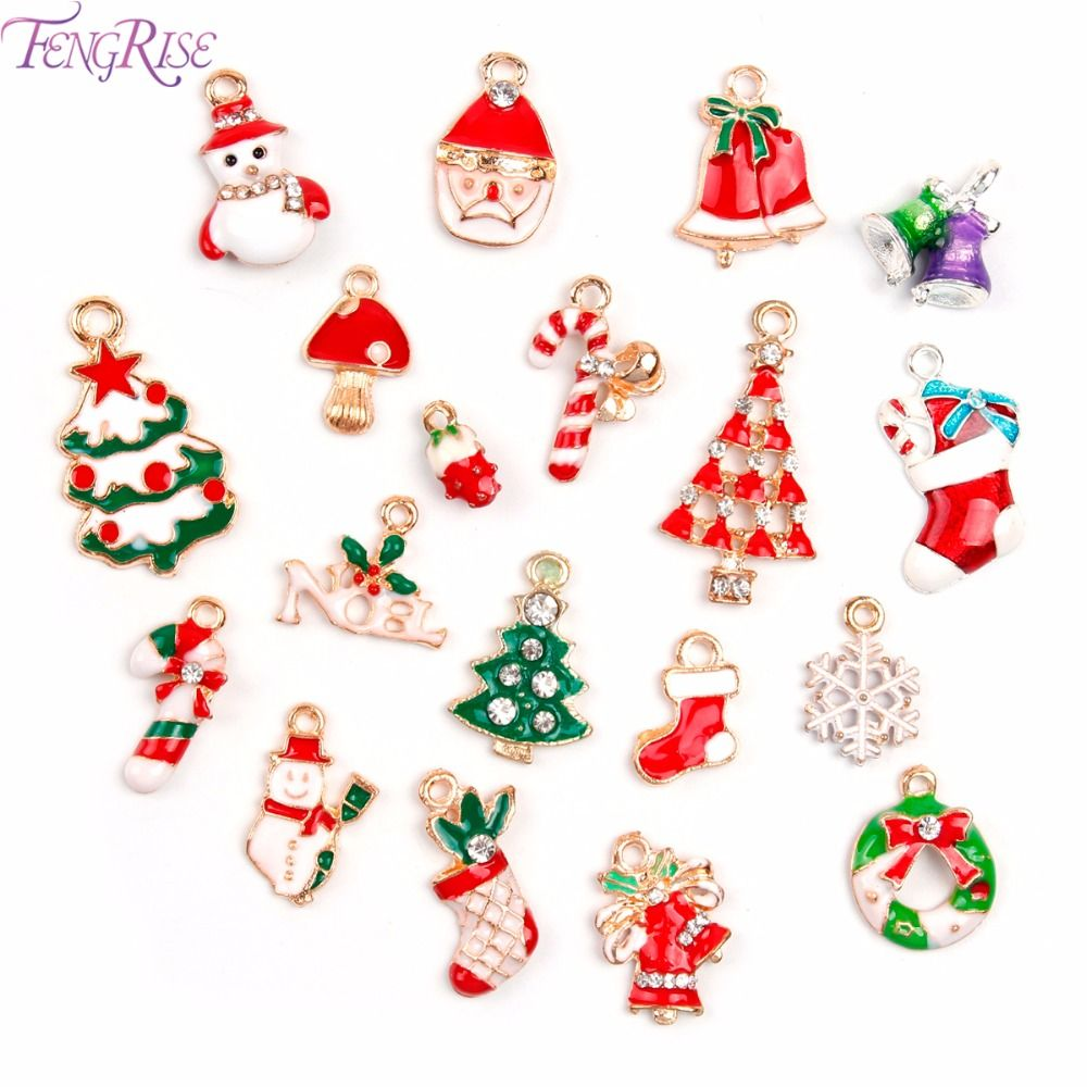 cheap pendant drop buy quality decoration christmas directly from china decoration christmas tree suppliers fengrise metal alloy mixed christmas charm set