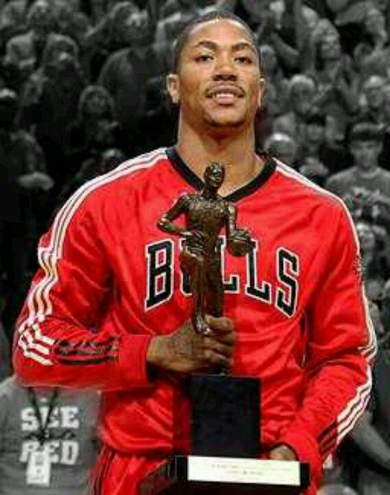 ae024f829ebe Derrick Rose Chicago Bull MVP