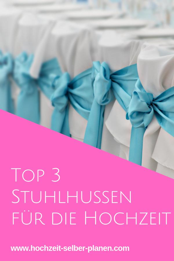Top 3 Stuhlhussen Stuhlhussen Hochzeit Hochzeit Hochzeitstipps