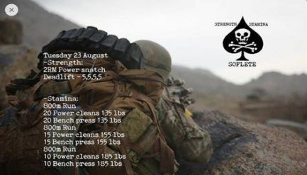55 Ideas fitness workouts military exercise #fitness