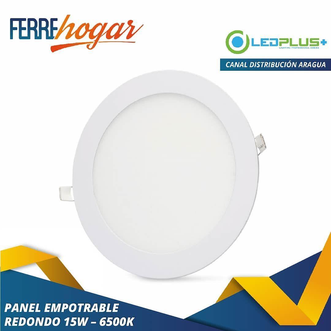 LED Panel 15w Lampara Empotrable Ultra Delgada m0N8wOvn