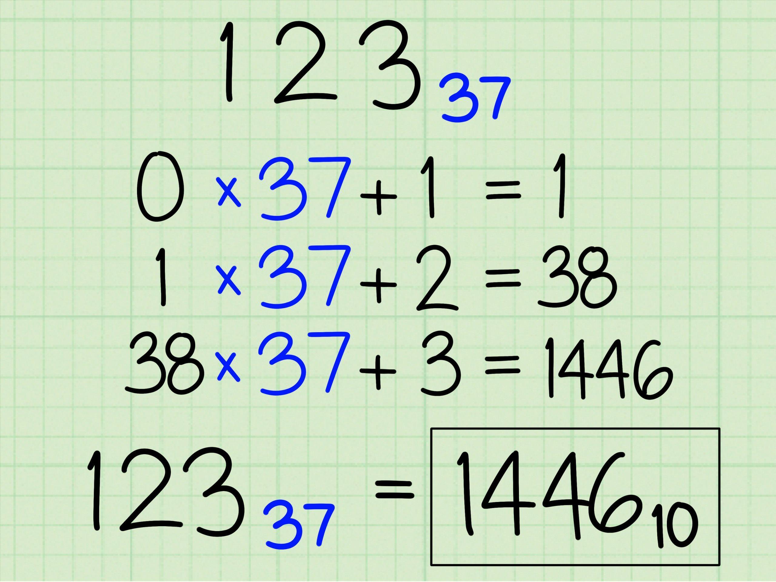 4 Worksheet Free Math Answers Reading 3 Ways To Convert