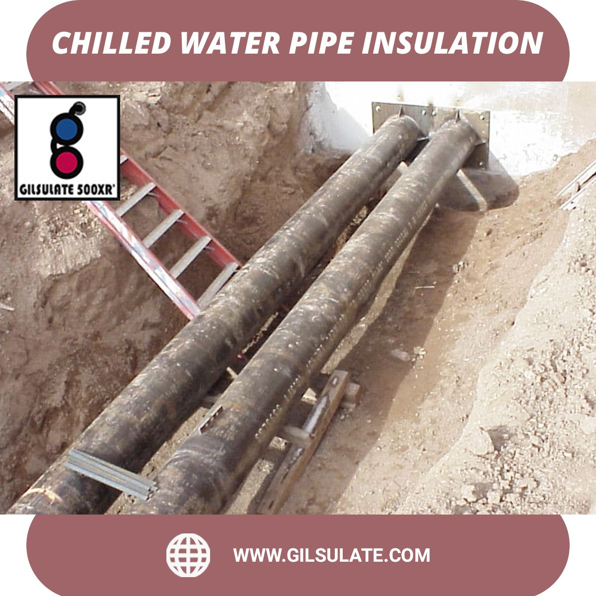 Pin On Chilled Water Pipe Insulation