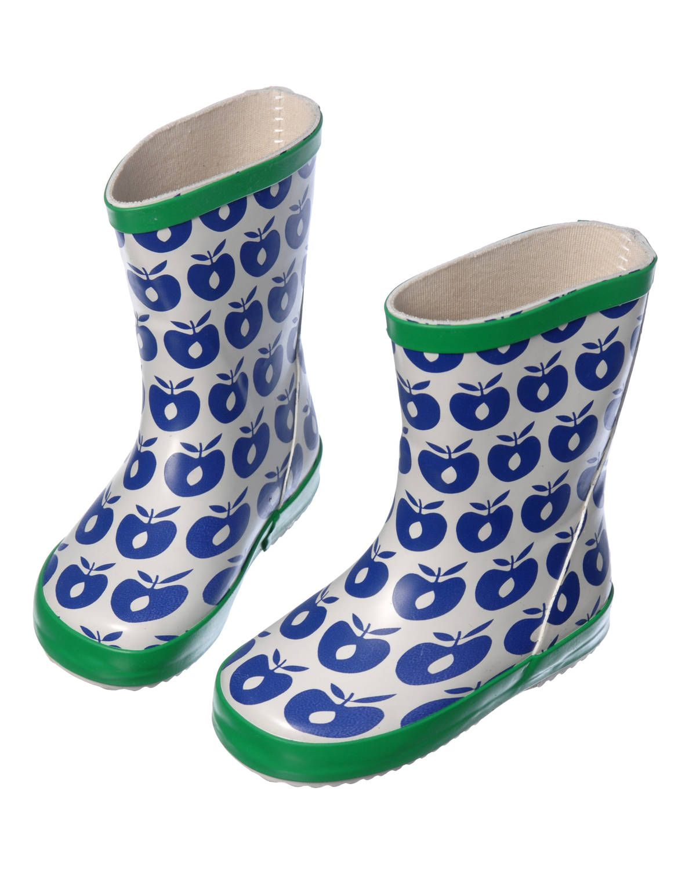 Zapatos azules Smafolk infantiles 8UxNNKnF