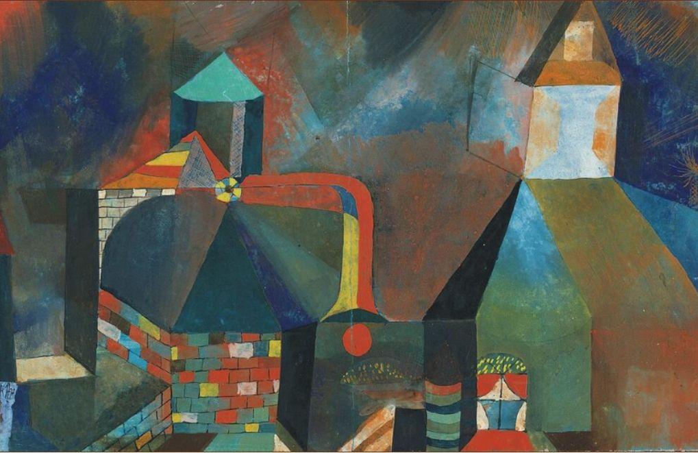 Pin by ▻John Kalokyris / JBG - ARRAN on ✿ Paul Klee | Paul klee art, Paul  klee, Painting