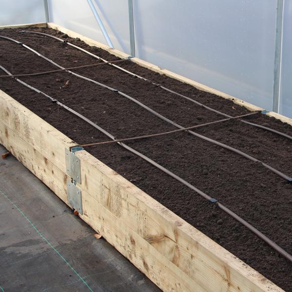 Drip Line Irrigation System - Northern Polytunnels | Drip ...