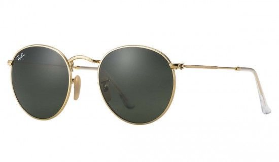 329e84612 Ray-Ban ® Round Metal RB3447-001 | Accessories | Round ray bans, Ray ...