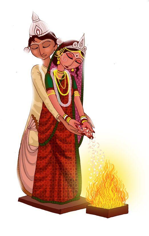 Save 1 Bengali Wedding Indian Wedding Couple Wedding