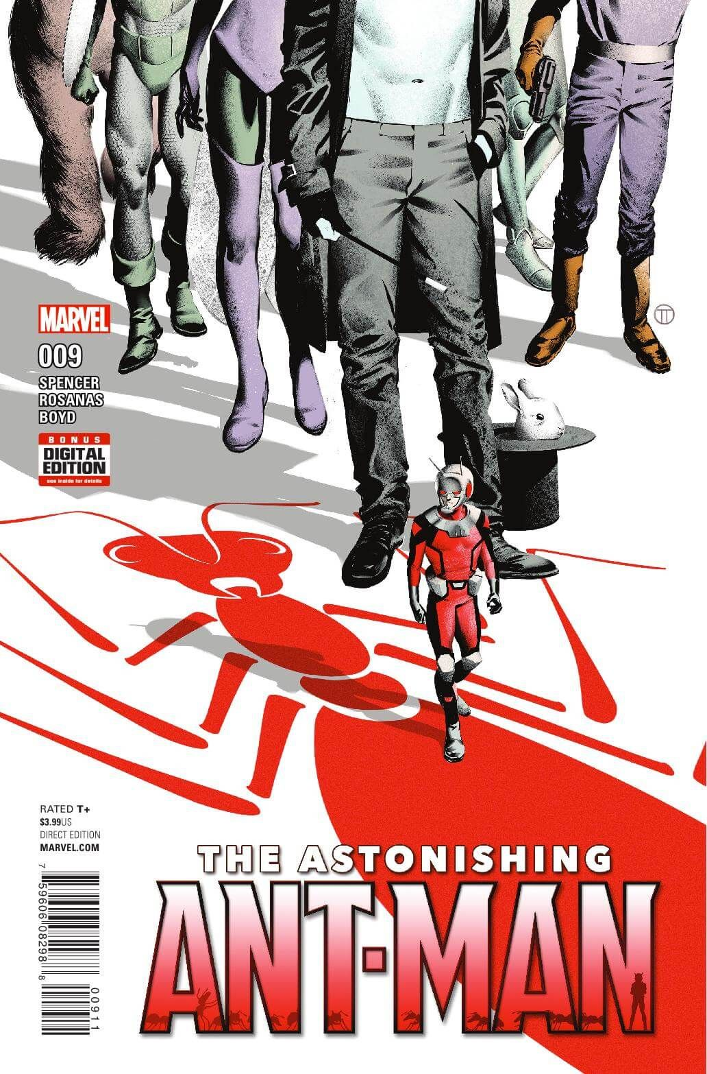 Preview: Astonishing Ant-Man #9, Story: Nick Spencer Art: Ramon Rosanas Covers: Julian Totino Tedesco Publisher: Marvel Publication Date: March 2nd, 2016 Price: $3.99    ...,  #All-Comic #All-ComicPreviews #AstonishingAnt-Man #Comics #JulianTotinoTedesco #Marvel #NickSpencer #previews #RamonRosanas