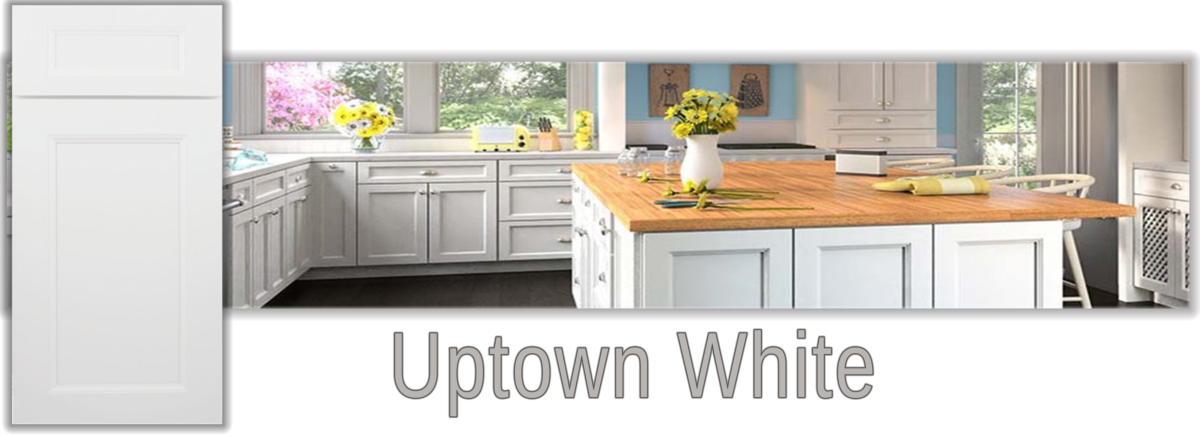 Best Uptown White Banner Style Category In 2019 Cabinet 400 x 300